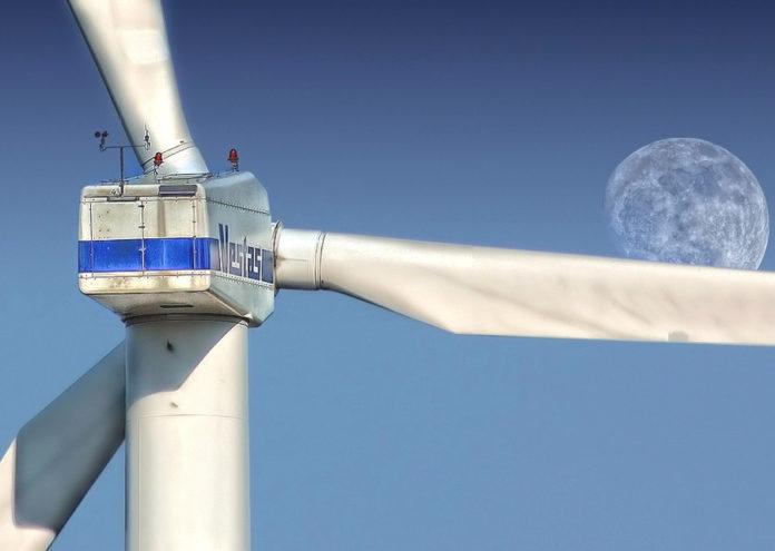 rotore eolico vento energia