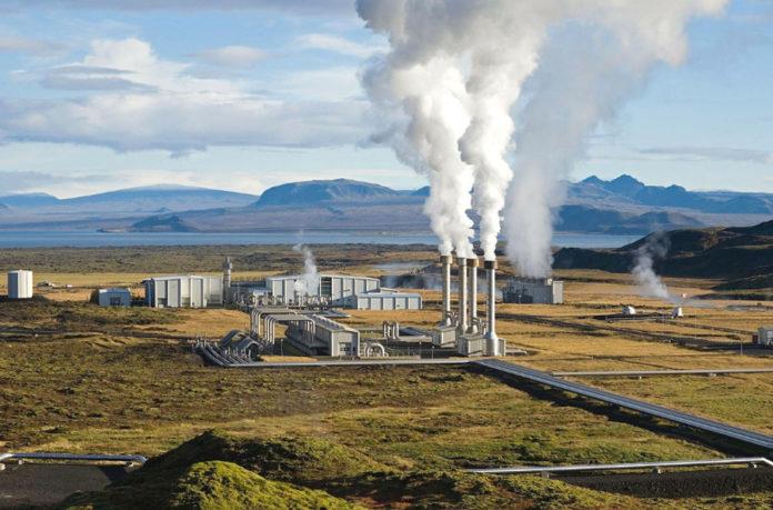 geotermia impianto