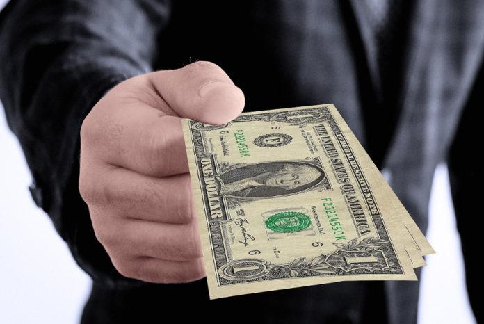 soldi denaro dollari