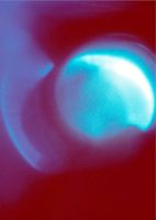 Luce blu 55 PCatino