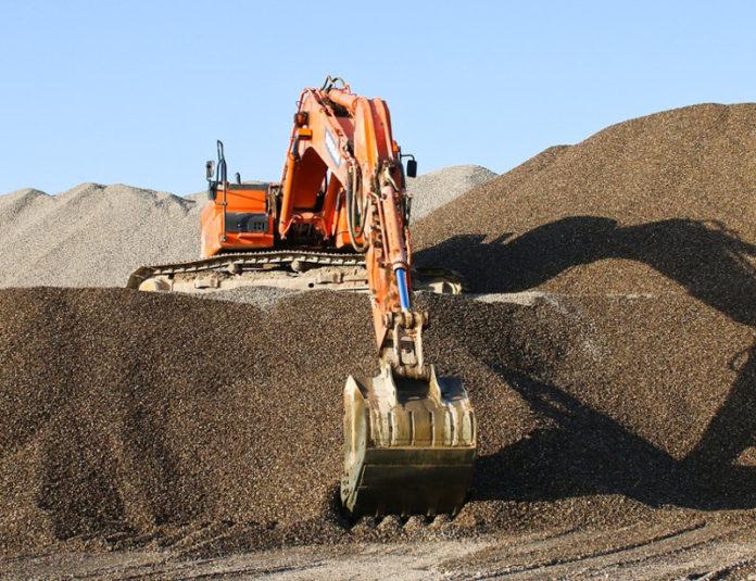 miniera cava estrazioni
