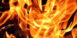 fuoco incendio