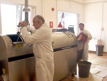 Compostatore di comunità presso il Centro Enea Casaccia, Fonte Enea