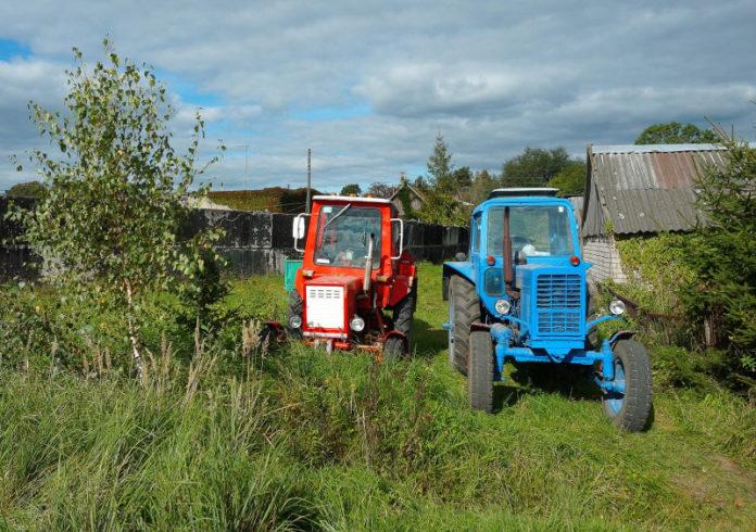 agricoltura trattori