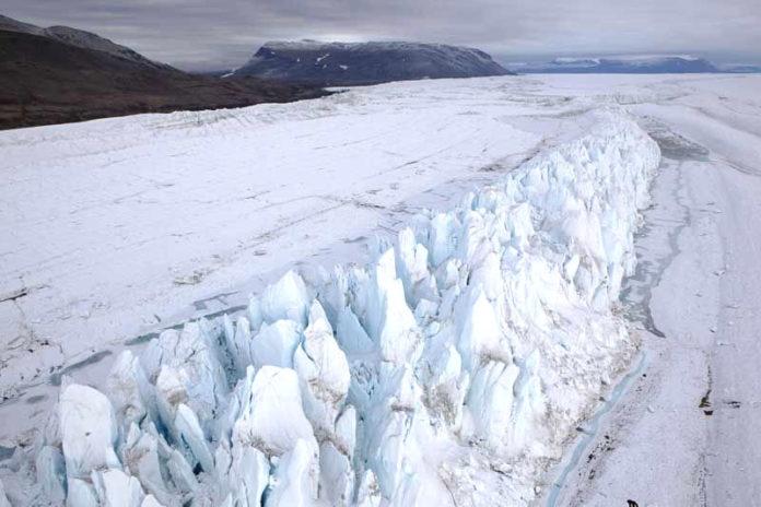 clima artico effetto serra
