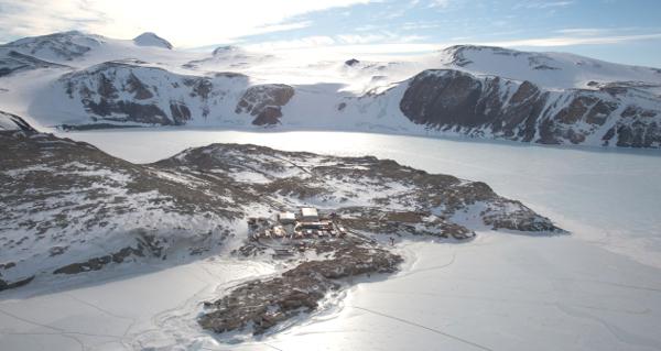 Base antartica Mario Zucchelli 1