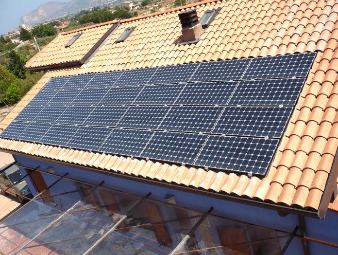 solare tetto