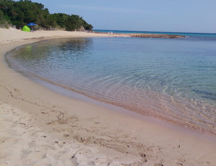mare Puglia BR costa spiaggia