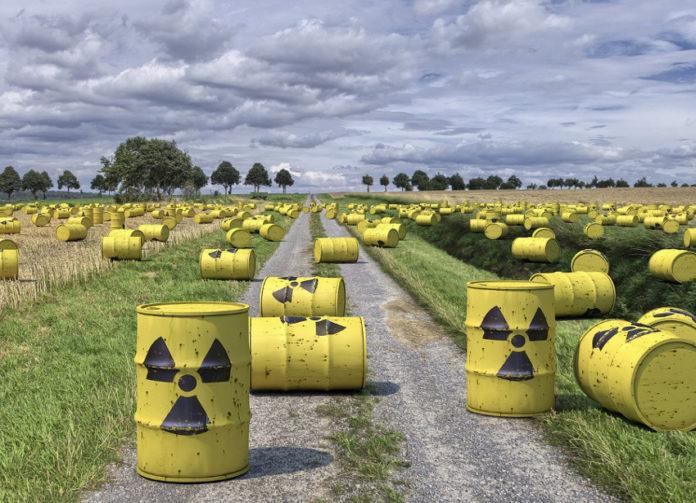 nucleare rifiuti