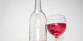 vino bicchiere uva
