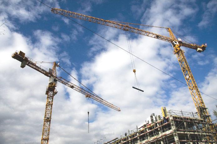 Edilizia costruzione suolo