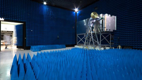 Satellite CSG test