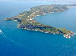 Capo Milazzo Sicilia