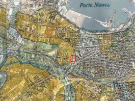 Ortofoto e carta geologica carg Foglio Bari