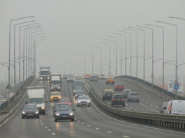 auto traffico smog pm