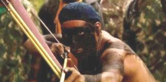 guardiani amazzonia