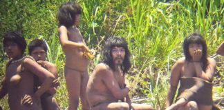 mashco piro tribu incontattati peru