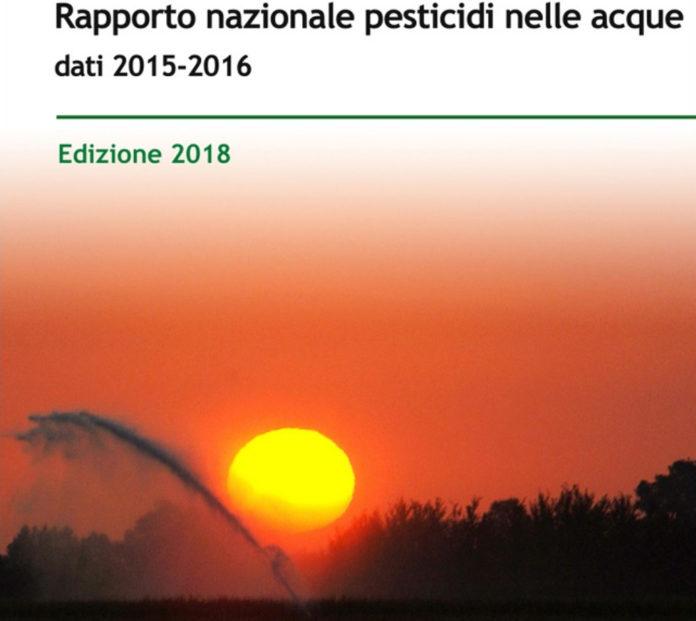 rapporto ispra 2018 acque