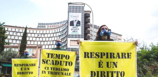 regione lazio aria greenpeace