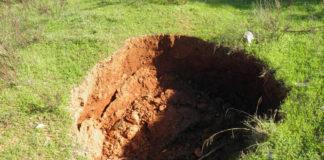 sprofondamenti hole sinkhole