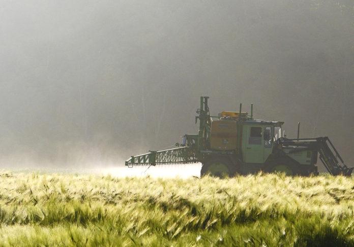 agricoltura pesticidi