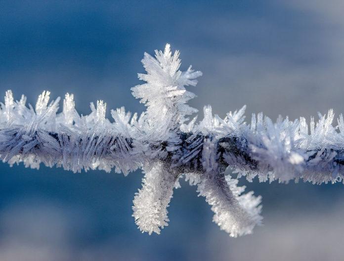 ghiaccio freddo gelo