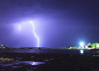meteo clima temporale fulmine