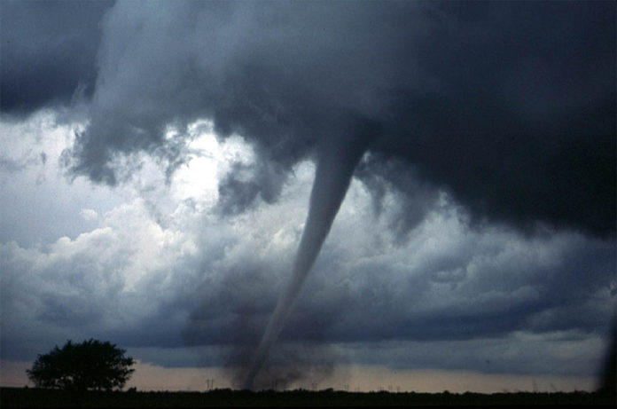 tornado tromba aria