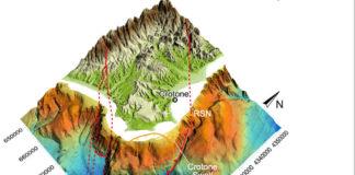Mappa bacino Crotone