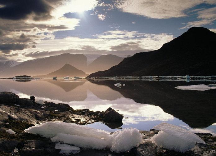 ghiacciai in ritirata clima