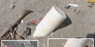 microplastiche mare spiaggia inquinamento