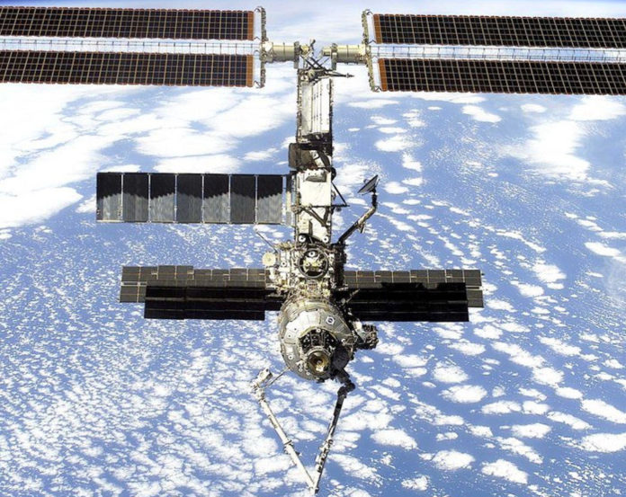 Icarus International Space Station 83
