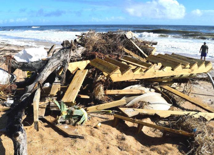 mare spiaggia inquinamento