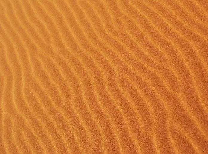 sabbia deserto spiagge