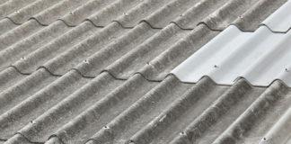 amianto onduline tetti