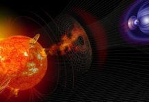 attivita solare spazio