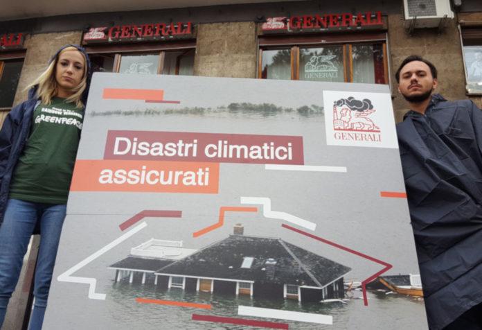 greenpeace Roma Generali