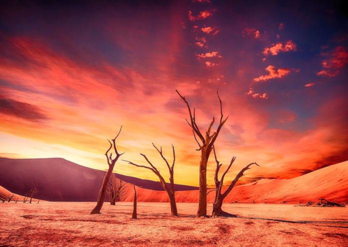 terra rovente clima ipcc18