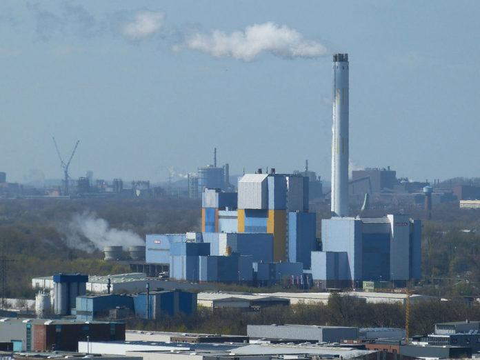 inceneritore rifiuti oberhausen