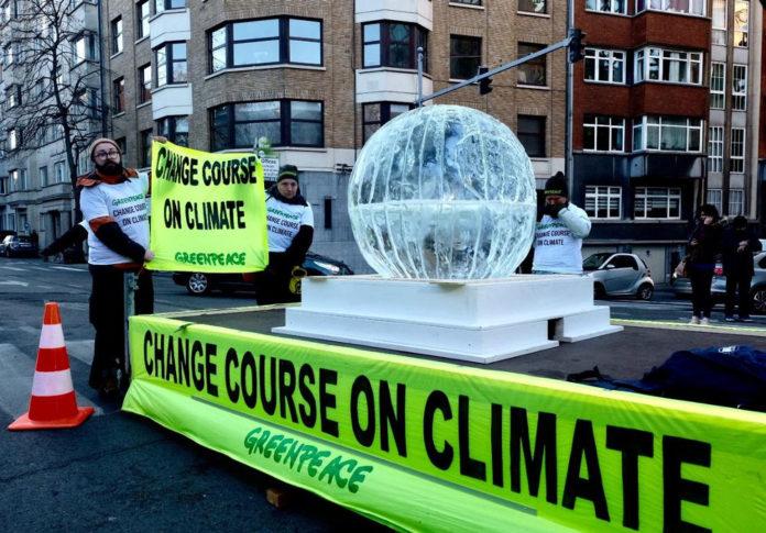 Greenpeace a Katowice
