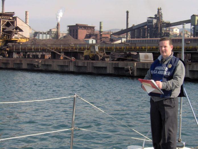 Operazione carabinieri tutela ambientale al sud