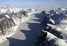 isola di Baffin Canada