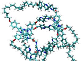 nano-nodi molecolari Immagine di Matteo Calvaresi