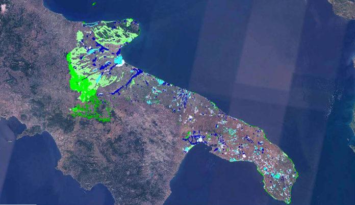 Puglia geologia