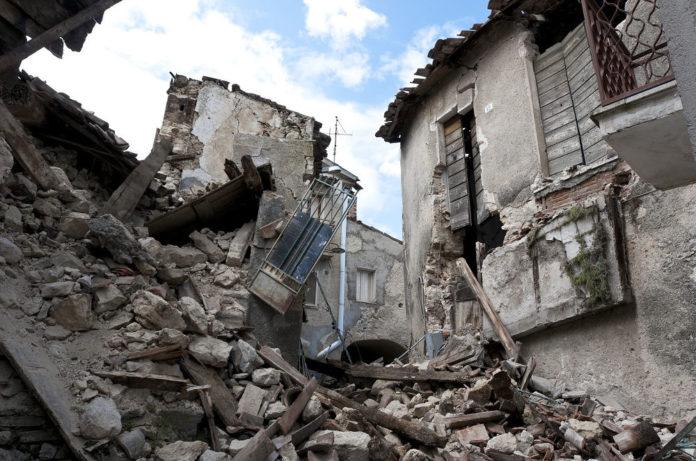 terremoto serva 85
