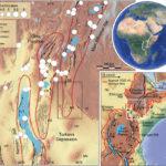 Rift valley africana