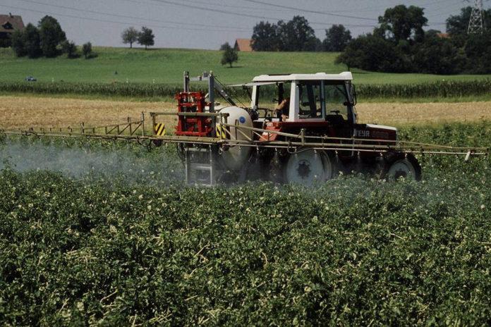 campagna pesticidi veleni