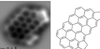 molecola fuliggine