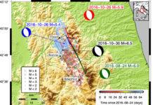 sisma sequenza ingv