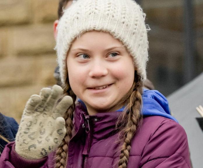 Greta Eleonora Thunberg Ernman